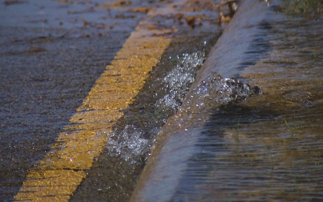 Water & Sewer Line Breaks: What You Need to Know